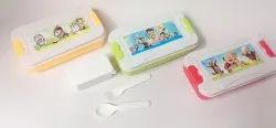 Double Lock Lunch Box