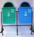 Dust Bin Twin With Stand