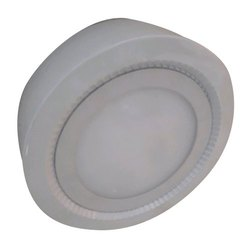 ABS Round LED Surface Mounted Light, Voltage: 200 - 220 V