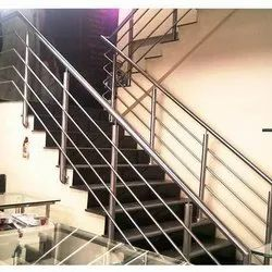 Bar Stairs Stainless Steel Staircase Railing