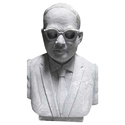 Dr B.R. Ambedkar Marble Statue