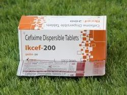Cefixime 200 Disposable Tablets