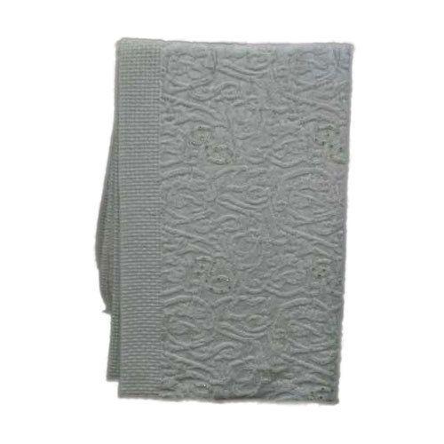 5cff9ce88 Knitted Woolen Yarn Ladies Woolen White Fancy Shawl, Rs 400 /piece ...
