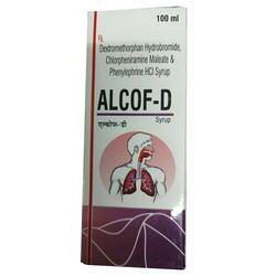 Dextomethorphan Hyrobromide Chlorpheniamine Maleate & Phenylephine HCL Syrup