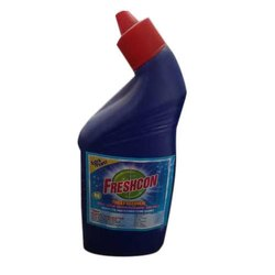 600ml R6 Freshcon Liquid Toilet Cleaner, For Toilet Cleaning, Pack Size: 250ml