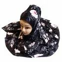 Women's Casual Wear Jersey Stretchable Material Printed Hijab Scarf Dupatta