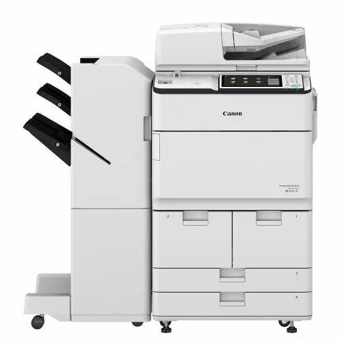 Canon Image Runner Advance 8505 Mono Production Printer, 105 A4 Ppm (Mono), 1200 x 1200 Dpi