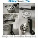 SkyJet - Videojet - Shaft Encoder Meter Marking Wheel