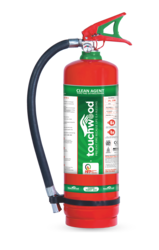 6KG Clean Agent Stored Pressure Fire Extinguisher