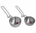 Aluminum Tadka Pan