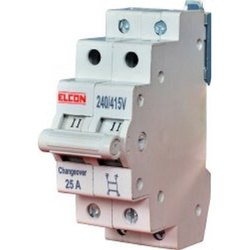 HPL Change Over Switch, Dual Source, 25 Amp