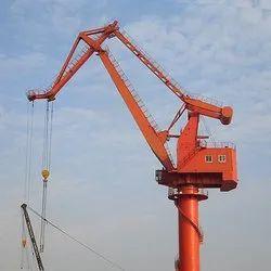 Pedestal Cranes