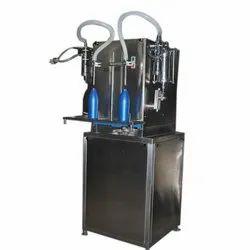 Semi Automatic SS Oil Filling Machines
