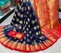 Tussar Raw Silk Saree