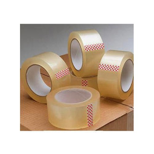 Pexon BOPP Transparent Adhesive Tapes, Thickness: 40micron