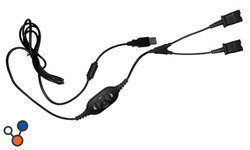 Vonia USB Y Cord