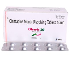 Olanzapine Mouth Dissolving Tab 10mg