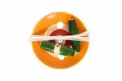 Multicolor Desi Toys Spinner/Chakri/Whirlgig