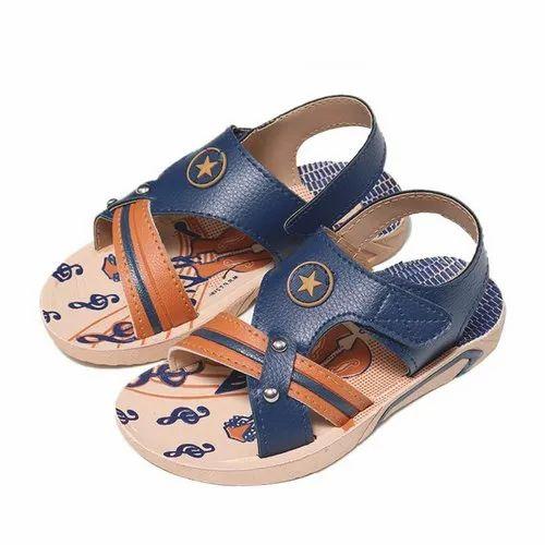 Kids Racestar Navy Blue Unisex Fashion