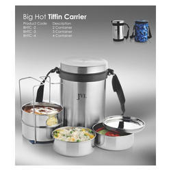 Big Hot Tiffin Carrier, Capacity: 750ml