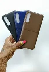 Brown Mobile Back Cover My Case For Redmi A3