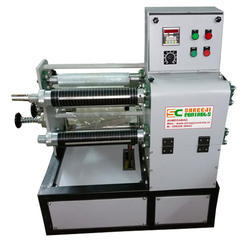 Mini BOPP Tape Slitter Machine 9925838443