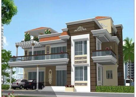 Phenomenal Residential Building Design Consultant Service In Gurukul Interior Design Ideas Helimdqseriescom