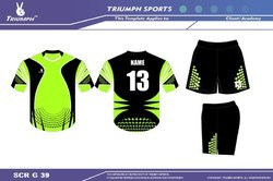 Indoor Football Uniforms