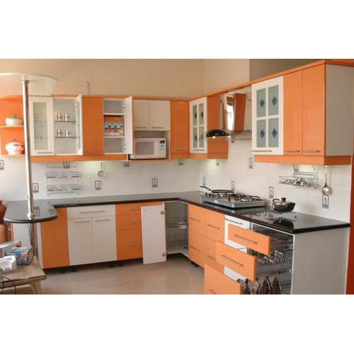 Ashiyana Interior - Manufacturer of Modular kitchen & Interior designing Service from Thane