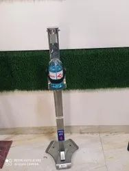SS Foot Sanitizer Stand