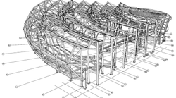 Structural Steel Drafting and Detailing Services