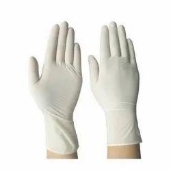 White Surgical Gloves