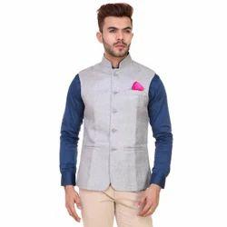 Men's Plain Waistcoat