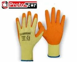 Safety Hand Gloves With Grip