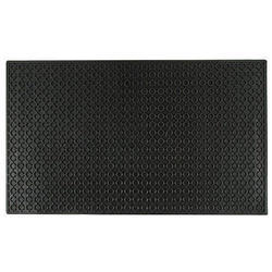 Checkered Insulated Rubber Mat