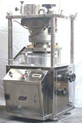 Riddhi Lab Model Tablet Press, Capacity: 200 Tablets Per Minute
