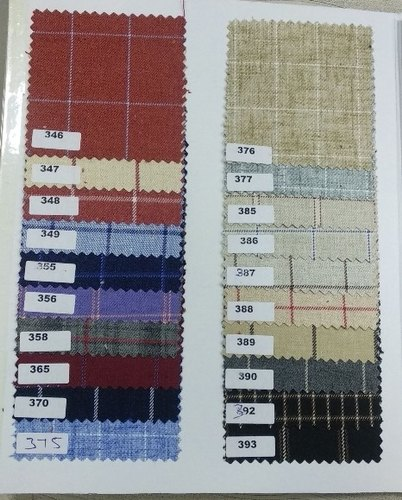 Poly Viscose Suit Length Fabric