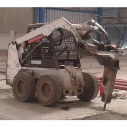 Concrete Breaking Contractor