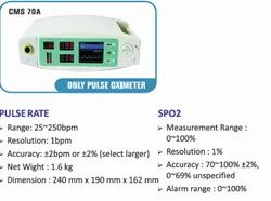 Table Top SPO2 Pulse Oximeter CMS 70a