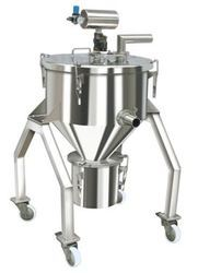 Dry Powder Transfer System
