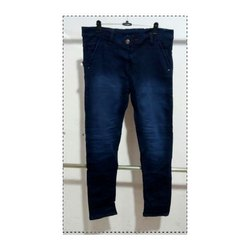 Dark Blue Mens Stylish Jeans
