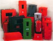 Fire Boxes And Stands