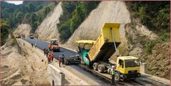 Road And Highway Construction Service