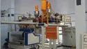 Three Layer Cast Film Line Plant Machine-INDIA