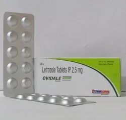 Letrozole Tablet Usp 2.5mg