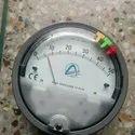 Aerosense Model ASG-200CM Differential Pressure Gauge Range 0-200 CM of Water