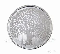 Pure Silver Coins Collection