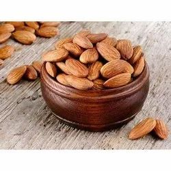 Golden Valley American Almond Nuts, Packing Size: 30 Kg, Packaging Type: Plastic Bag