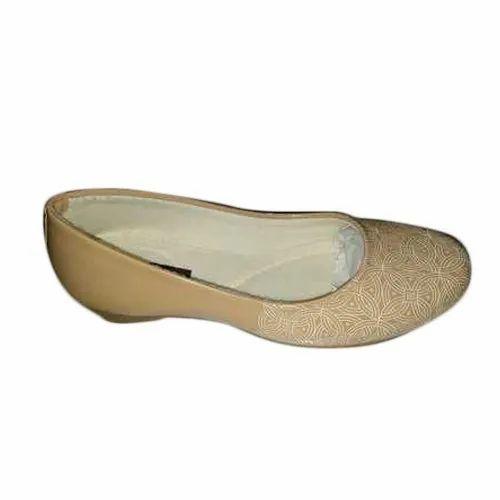 53b4fa1bc8fe0 Rexine Partywear Ladies Ballerina Belly, Rs 180 /pair, Jasmeet ...