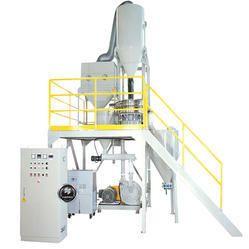 PVC Pulveriser Unit